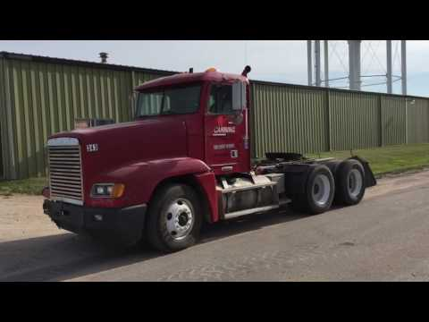 Selling on BigIron Online Auction 7/27/2016 for Canning Truck Service Inc. lot #CW9731