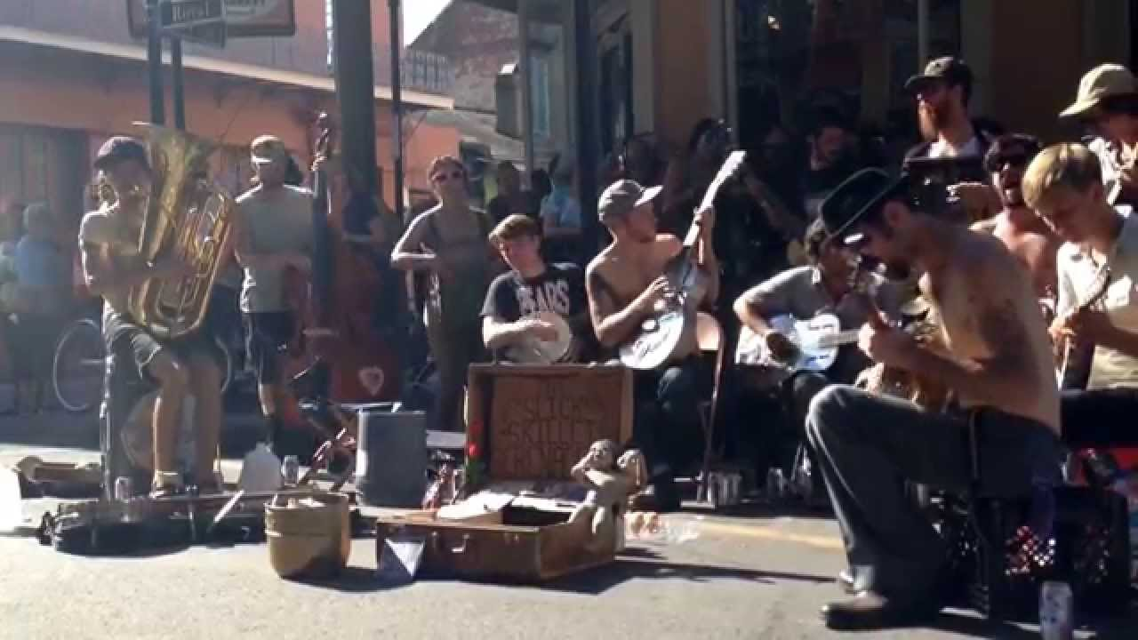 Musik New Orleans