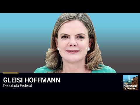 Gleisi Hoffmann: a devota mais fiel de Lula