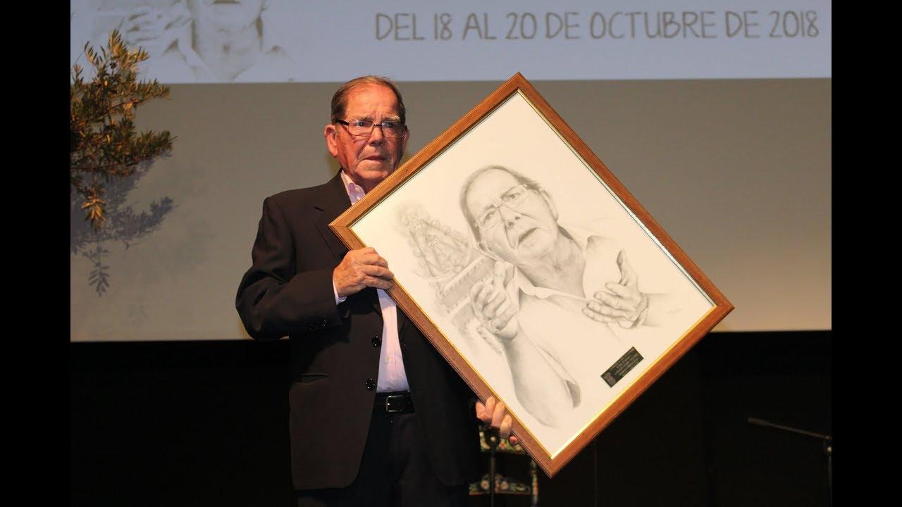 Emotivo homenaje a Nicolás Camino en el XVIII Festival Flamenco de Gines