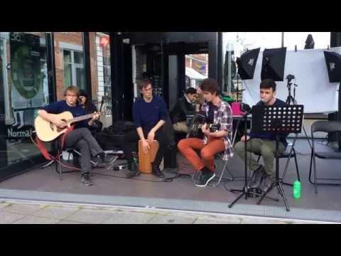 SO FAR AWAY (Acoustic cover) - VIA Band