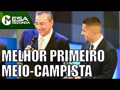 Gabriel Vencedor Do Troféu Mesa Redonda (10/12/17) - Mesa Redonda