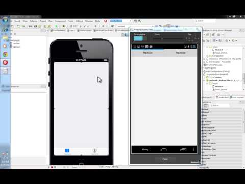 Oct 15, 10am - Designing Common User Interfaces for iOS & Android