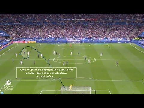 Le rôle d'Olivier Giroud en Équipe de France 🇫🇷