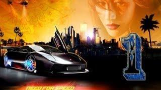 Прохождение Need For Speed Undercover | часть 1