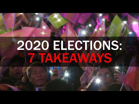 7 Election Takeaways | Taiwan Insider | Jan. 16, 2020 | RTI