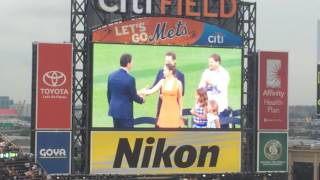 Mike Piazza Number Retirement Ceremony Speech