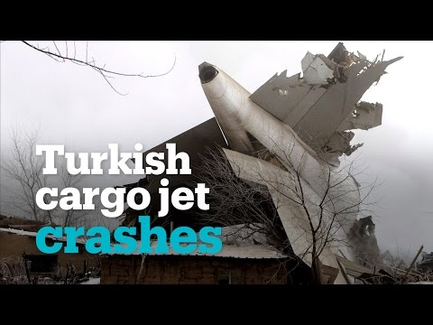 Turkish cargo crash