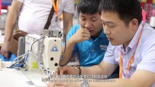 YIWUTEX 2017 / The 18th China YIWU International Exhibition on Textile Machinery