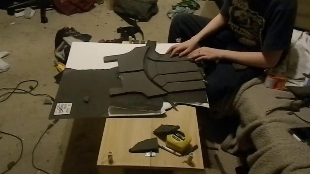 Ncr Veteran Ranger Armor Youtube