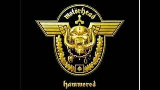 Motörhead Red Raw