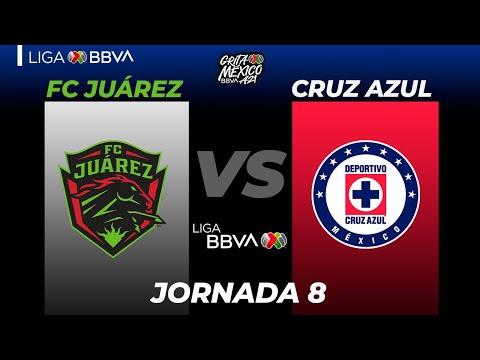 Juarez Cruz Azul Goals And Highlights