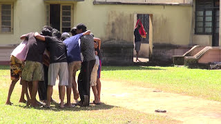University of Peradeniya-Hostel life(Marrs)-  by 08/09 Pera meddo 2014 GoingDown