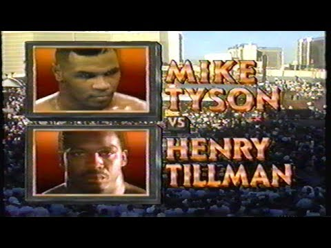 Tyson-Tillman & Foreman-Rodrigues Doubleheader 1990, ENTIRE HBO PROGRAM