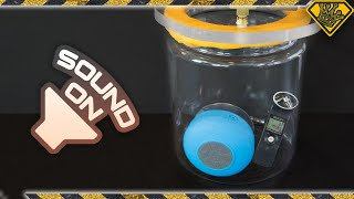 Sound in a Vacuum Chamber