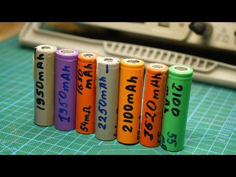 Все, что нужно знать о сборке LI-ION батарей (Ака Касьян)
