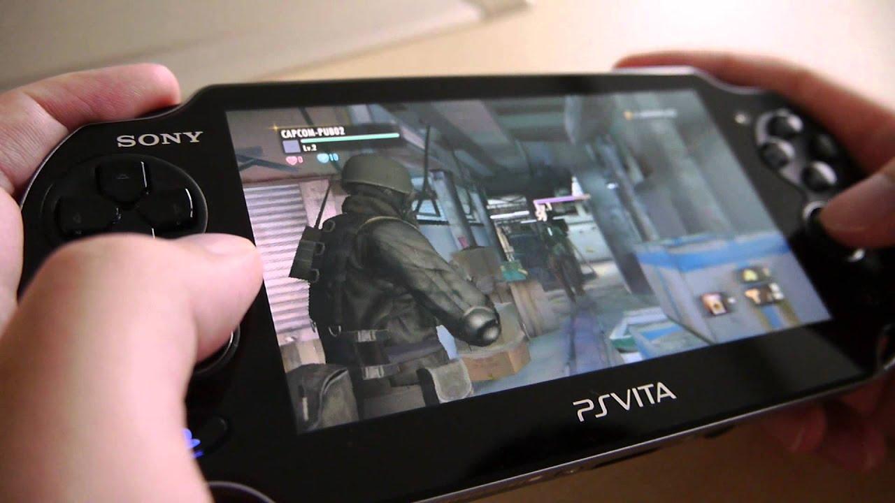 レポート Ps Vita版 バイオハザード リベレーションズ2 を先行