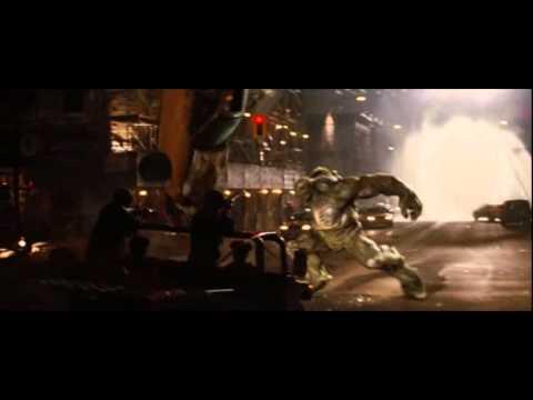 The incredible hulk - monster.avi
