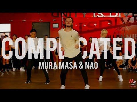 Mura Masa, NAO - Complicated  Hamilton Evans Choreography