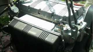 видео Двигатель LDW 702 M