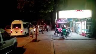 İşte Antalya'daki deprem anı
