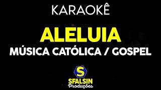 Baixar Versão em Português - Aleluia (Hallelujah) (KARAOKÊ VERSION)