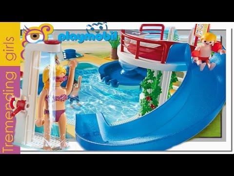5433 elaegypt - Playmobil piscina ballena ...