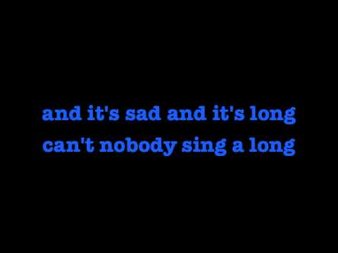 Jamey Johnson - That Lonesome Song Lyrics