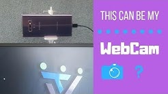 How To Use Your Android Device As A Webcam PC