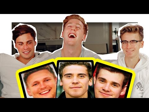 GUESS THE YOUTUBER - ft Joe Sugg & Byron Langley