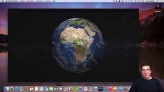 Profi-Tipp: 3D Erd-Animation mit Motion 5 und mObject