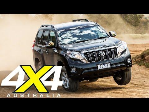 Toyota Prado GXL   4X4 Of The Year finalist 2015   4X4 Australia