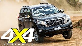 Toyota Prado GXL | 4X4 Of The Year finalist 2015 | 4X4 Australia