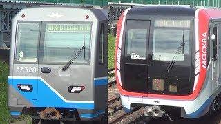 """Электропоезда 81-765/766/767 """"Москва"""" и 81-760/761 """"Ока"""""""