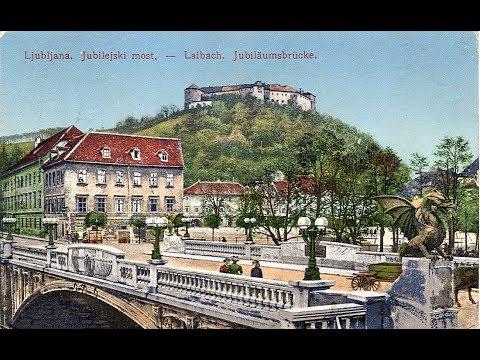 Ljubljana, visite du centre ville - commentires en français