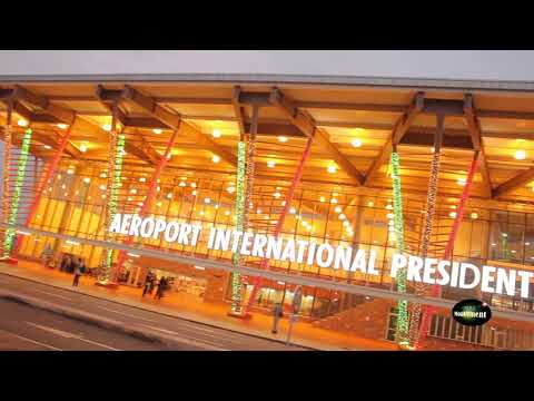 AEROPORT INTERNATIONAL DE Bamako MALI