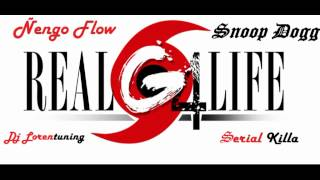 Snoop Dogg Ft Ñengo Flow - Serial Killa (Real G 4 Life) (Dj Lorentuning Spanish Remix)