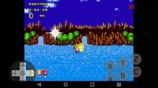 Sonic classic heroes Green hill zone 2 13 seconds WR