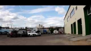 видео Ssang Yong: особенности кузовного ремонта авто