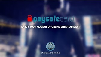 paysafecard is official sponsor of ESL One