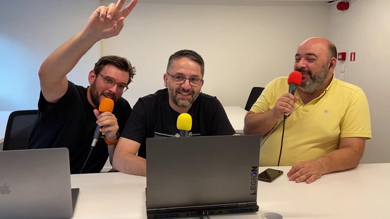 Insomnia Podcast S03E45: Φέρε πίσω το φορτιστή Apple