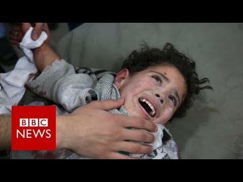 Syria war: Russia says no agreement on ceasefire resolution - BBC News