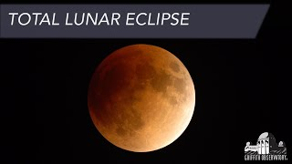 Total Lunar Eclipse | Griffith Observatory | May 26, 2021