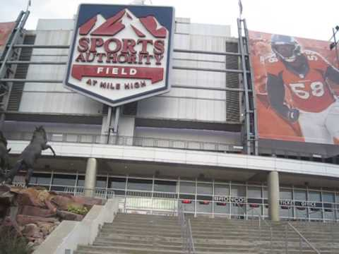 Sports Authority Field at Mile High - Not Too Shabby!