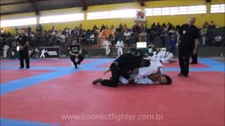 Pedro Moura vs Igor Ribeiro Marques Centro Oeste de Jiu Jitsu   LJJB Connect Fighter