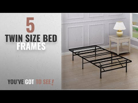 What is the width of a twin size bed frame