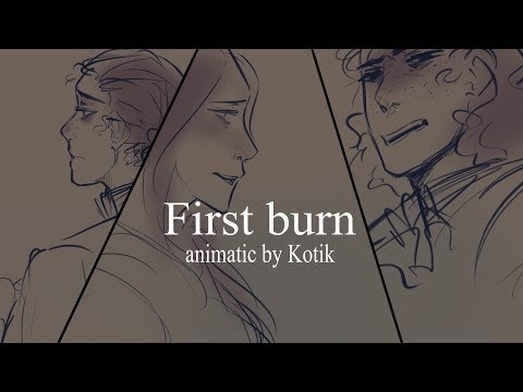 First burn + Philip and John | Hamilton Animatic | REUPLOAD