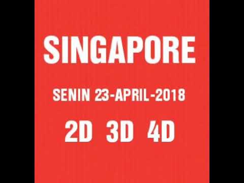 TOGEL SINGAPORE SENIN 23-APRIL-2018 - YouTube