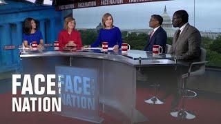 Face The Nation: Ramesh Ponnuru, Susan Page, Julie Hirschfeld Davis, Jamelle Bouie