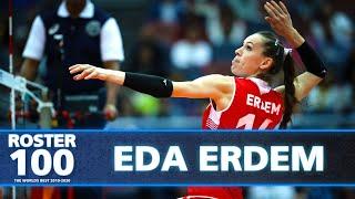 Volleyball Evolution of Eda Erdem! 🇹🇷 | #ROSTER100 | HD
